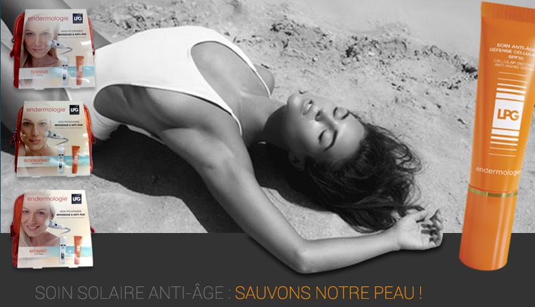 Soin Solaire Anti-âge : Sauvons notre Peau !
