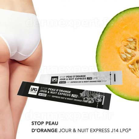 STOP Peau d'Orange Jour & Nuit Express J14 LPG - Boîte 28 Sticks 3g
