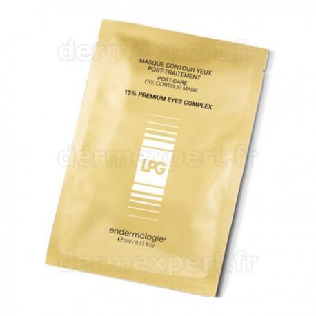 Masque Contour Yeux Post-Traitement LPG - Coffret de 5 paires 5ml