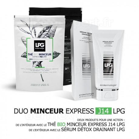 DUO Détox Express J14 LPG - 2 produits