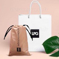 Tenue Endermowear Femme Blanc + Pochon Rose Irisé - Taille M (1)