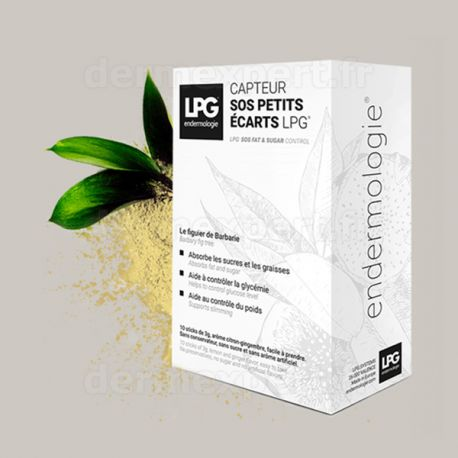 Capteurs SOS Petits Écarts LPG - Boîte 28 Sticks 3g