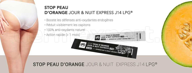 STOP PEAU D'ORANGE EXPRESS J14 Jour & Nuit  LPG®