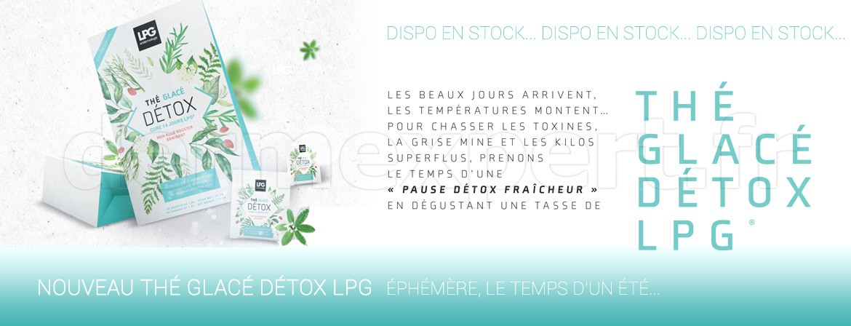 Nouveau Thé Glacé Détox !