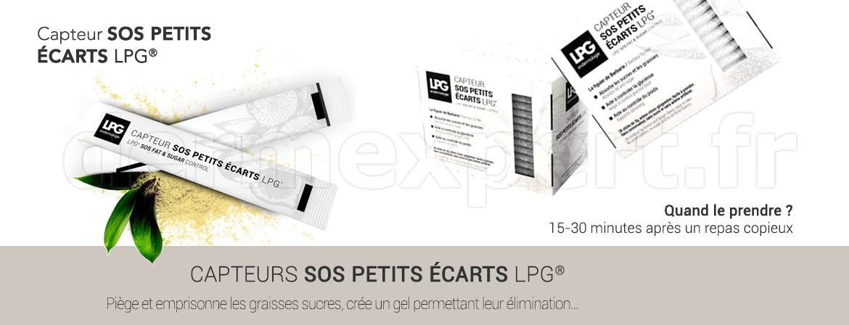 Capteur SOS Petits Ecarts LPG